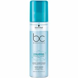 Фото Увлажняющий спрей-кондиционер Schwarzkopf Professional BC Bonacure Hyaluronic Moisture Kick Spray Conditioner