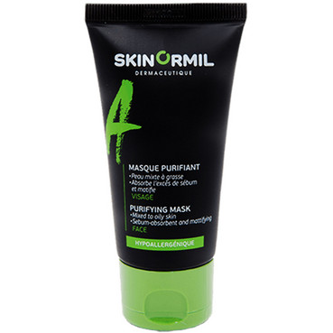 Фото Очищающая маска Skinormil Cleansing Mask