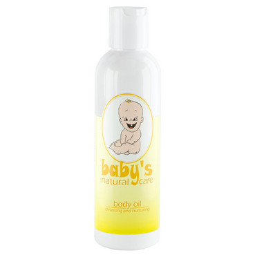 Фото Детское масло для тела Styx Naturcosmetic Baby's Natural Care Body Oil