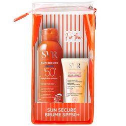 Набор SVR Sun Secure Set (spray/200ml + micel/oil/55ml) фото