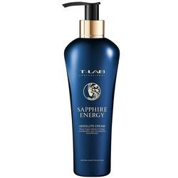 Крем для анти-эйдж эффекта лица, рук и тела T-LAB Professional Sapphire Energy Absolute Cream фото