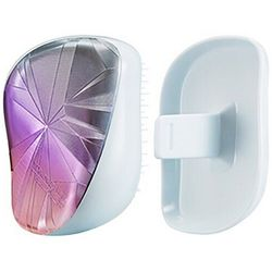 Фото Расческа для волос Tangle Teezer Compact Styler Smashed Holo Blue
