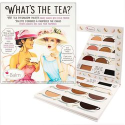 Палетка теней TheBalm Hot Tea Palette фото