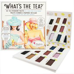 Палетка теней TheBalm Ice Tea Palette фото