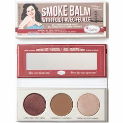 Фото Палетка теней theBalm Smoke Balm Vol. 4 Foiled Eyeshadow Palette