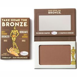 Фото Бронзатор для лица TheBalm Take Home the Bronze Anti-Orange Bronzer