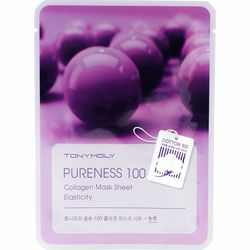 Фото Тканевая маска с экстрактом коллагена Tony Moly Pureness 100 Collagen Mask Sheet