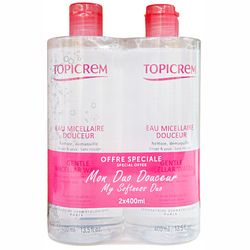 Фото Набор Topicrem Gentle Micellar Water (2*400ML)