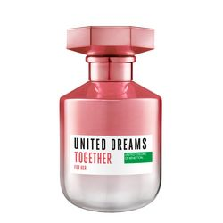 Туалетная вода United Colors Of Benetton United Dreams Together For Her фото