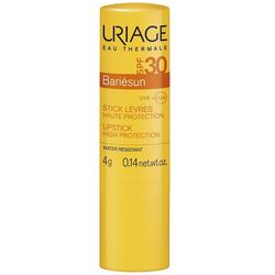 Стик для губ БАРЬЕСАН SPF30 солнцезащитный Uriage Bariesun High Protection Lips Stick SPF 30 фото
