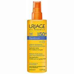 Спрей БАРЬЕСАН SPF50+ детский солнцезащитный Uriage Bariesun Kids Spray Very High Protection SPF 50+ фото