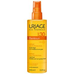 Фото Солнцезащитный спрей для лица и тела Uriage Bariesun Spray High Protection SPF 30