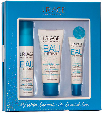 Фото Набор Увлажнение Uriage Eau Thermale (cr/40 ml + serum/30 ml + eye cr/15 ml)