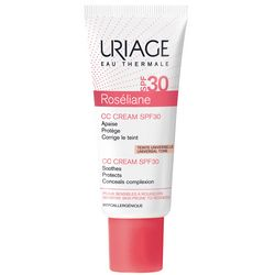 Фото СС крем от покраснений Uriage Roseliane CC Сream SPF 30