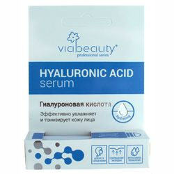 Фото Гиалуроновая кислота &bq;Hydrating&bq; Via Beauty Serum Hydrating