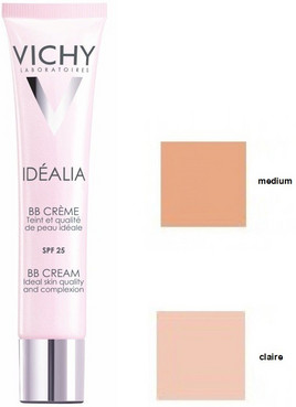 Фото BB-крем Vichy Idealia BB Cream SPF 25