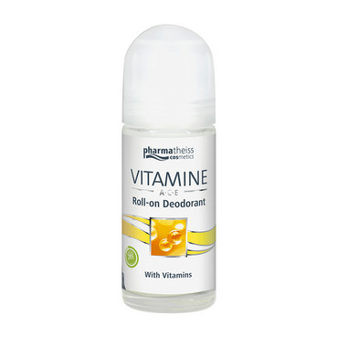 Роликовый дезодорант Vitamine Pharmatheiss Cosmetics Roll-on Deodorant фото